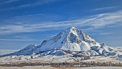 bear butte in november (Father Tony) Tags: winter snow southdakota blackhills landscape butte seasons prairie bearbutte canonefs1755mmf28isusm canoneos50d exposurefusion adobephotoshopcs5 alienskinexposure3 photomatrixpro32