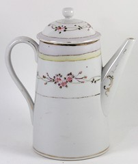 52. Early 19th Century Porcelain Teapot