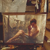 Capsule (Kyle.Thompson) Tags: boy portrait house building guy abandoned glass self box capsule cage 365