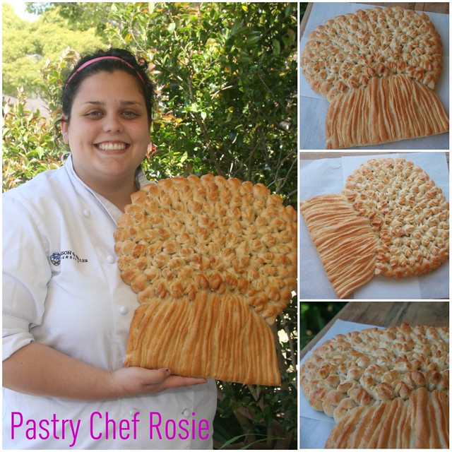Rosie Her Bread