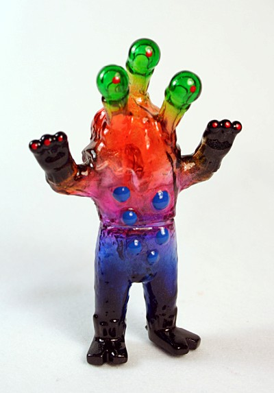 Mark Nagata for Sofubi Godfather Show @ TAG