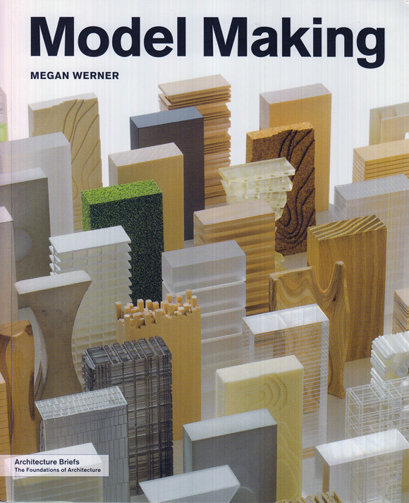 Book Model Making cover
