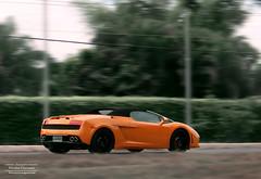 LP560/4_ (nick ^^) Tags: auto orange car brasil nikon df 4 laranja carro movimento panning lamborghini f5 arancio velocidade brasilia gallardo supercars roadster esportivo conversivel 5604 41mm l110 worldcars lp560 altomovel carbsb