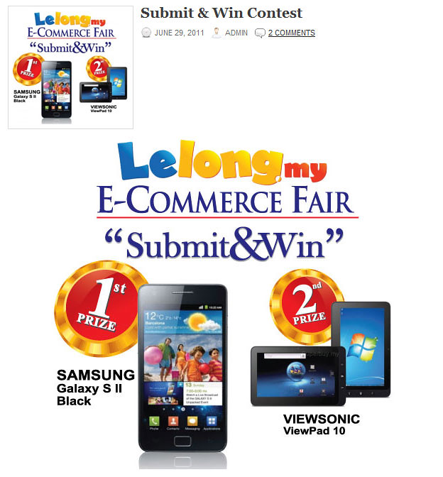 LELONG-submit-and-win