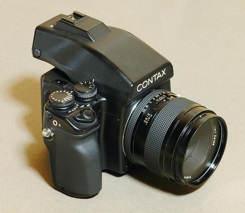 CONTAX645Body