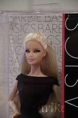 Barbie Basics Black Label Model No. 01  Collection 001 (atrikaa) Tags: blacklabel barbiedoll collection001 barbiebasics modelmusedoll modelno01