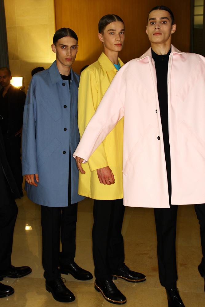 Charlie France3498_SS12 Paris Raf Simons(Photo of the Moment)