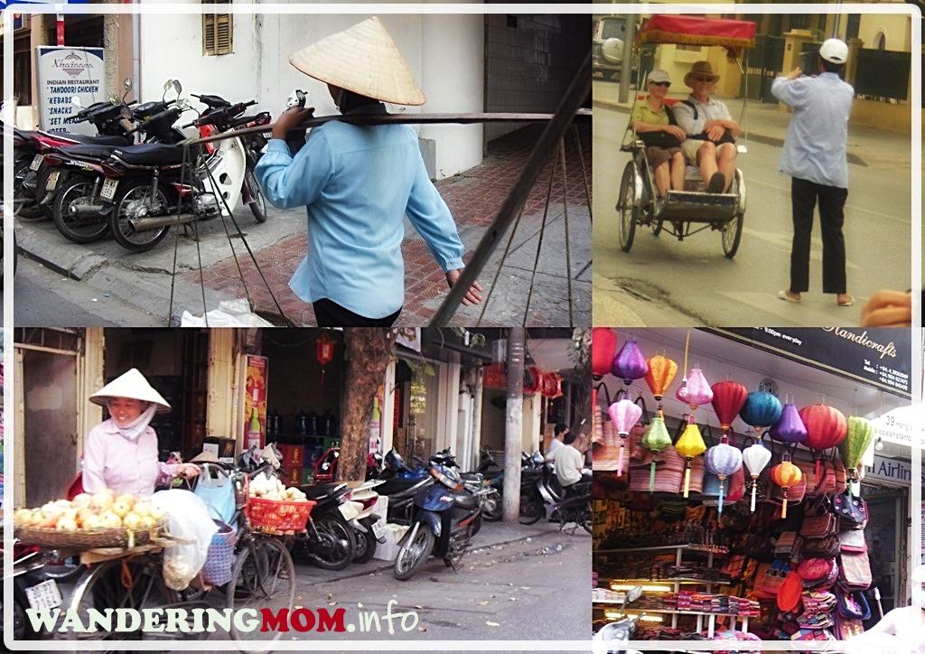 Hanoi downtown