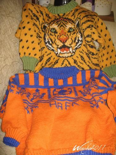 to nye gensere