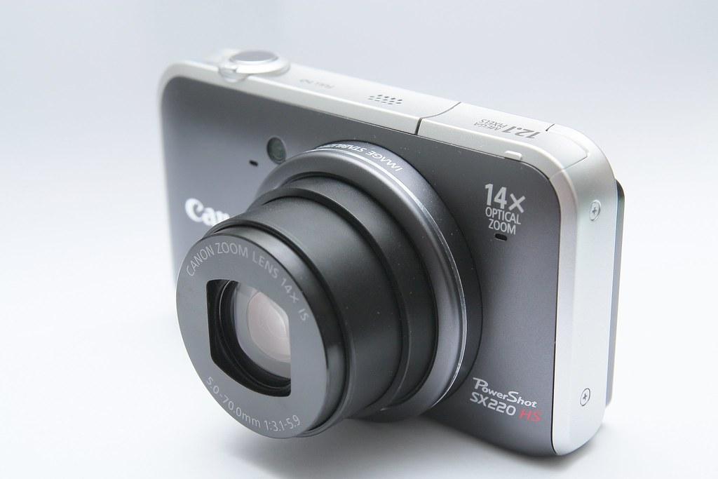 Canon SX220HS