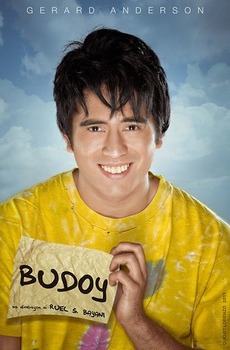 Gerald Anderson is Budoy