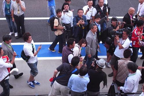 2011 FORMULA1 JAPAN GRAND PRIX SUZUKA 07-08-09 OCT