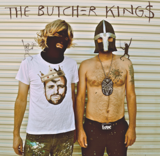 SKINNER / Butcher Kings