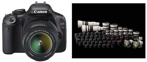 Canon T2i / 550D / Kiss X4 -- Recommended Lenses