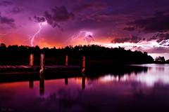 Heavens Ablaze (Zack Ahern) Tags: strobist