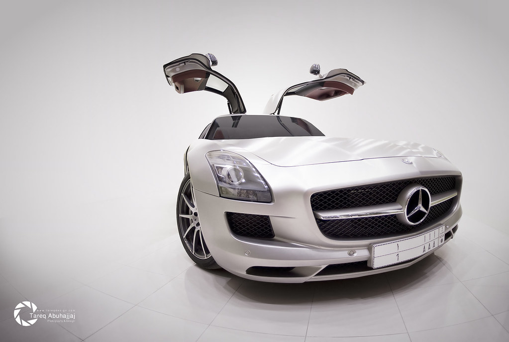 Just Can't Get Enough | SLS AMG [Explored]