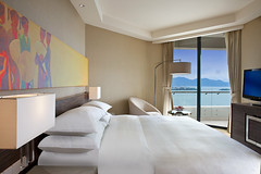 Executive Suite Bedroom (Vixka Photos) Tags: nhatranghotels sheratonnhatrang hotelsinnhatrang