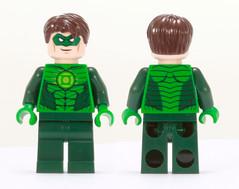 Green Lantern Minifig