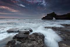 Batu Bolong Bali (jeffiebrown) Tags: bali indonesia temple tanahlot batubolong jeffiebrown hitechfilters