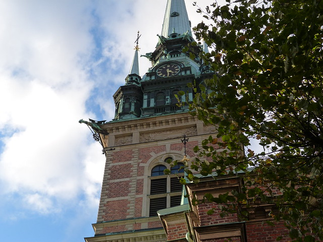 Stockholm, Gamla Stan.