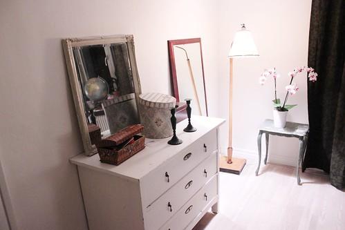 Åsas bedroom