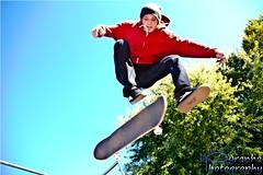 Skater 2 (Pyranha Photography | 1250k views - THX) Tags: canon photography eos sterreich board herbst captured krnten carinthia photowalk skateboard skater stadtpark villach pyranha 60d pyranhaphotogryaphaustria drauherbst vcphotowalk13