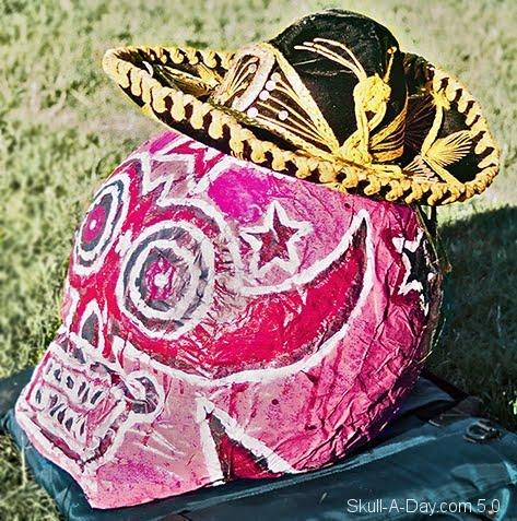 Dia De Los Muertos @ Pink Rose