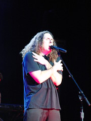 CIMG2369 (DKoontz) Tags: music rock washingtondc dc concert funny casio wierd accordian exilim apocolypse warnertheater weirdalyankovic exf1