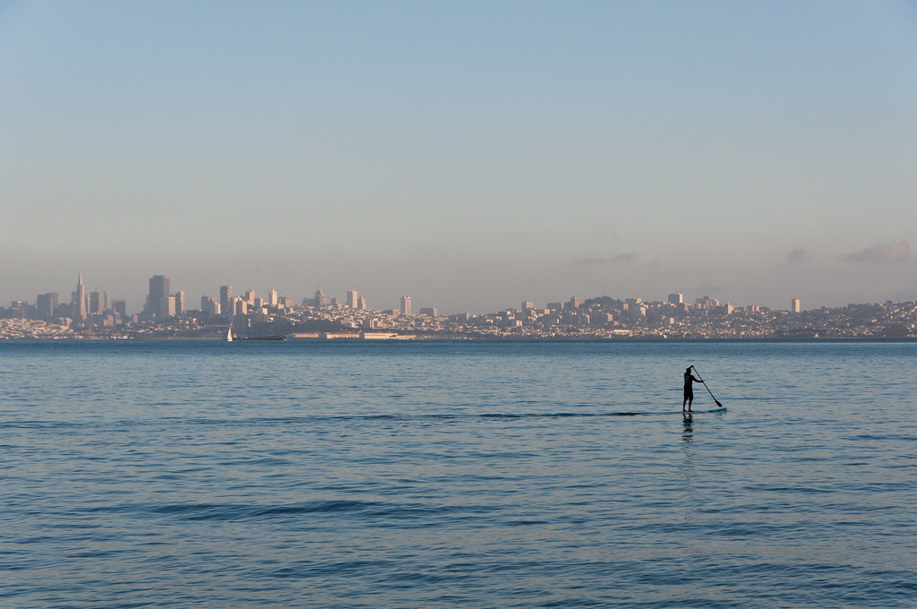 surfing the skyline
