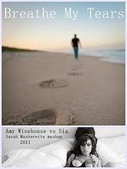 Amy Winehouse vs Sia mashup (Sarah Masherette Mashups) Tags: music mashup sia amywinehouse mashups breatheme tearsdryonmyown