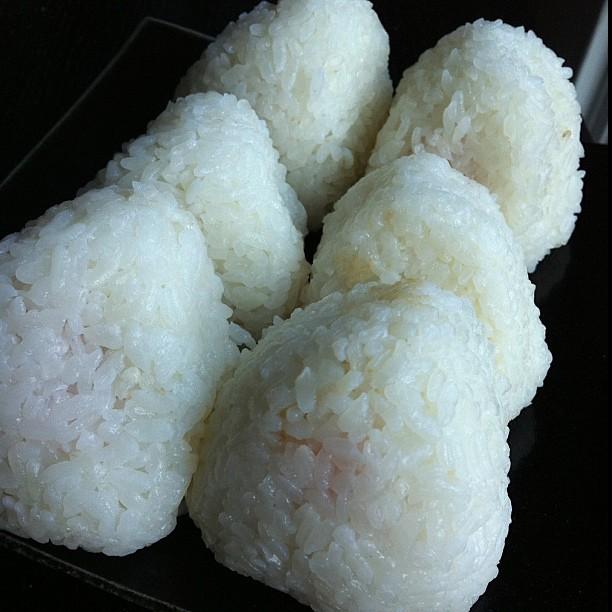 Umeboshi onigiri