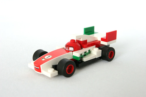 8423 World Grand Prix Racing Rivalry Francesco Bernoulli Front