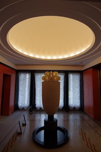 東京都庭園美術館建物公開 アール・デコの館