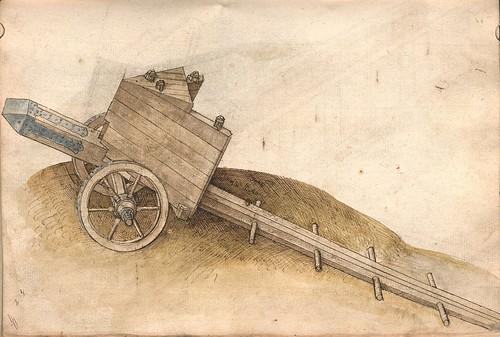 Feuerwerksbuch - Martin Merz 1450+ v