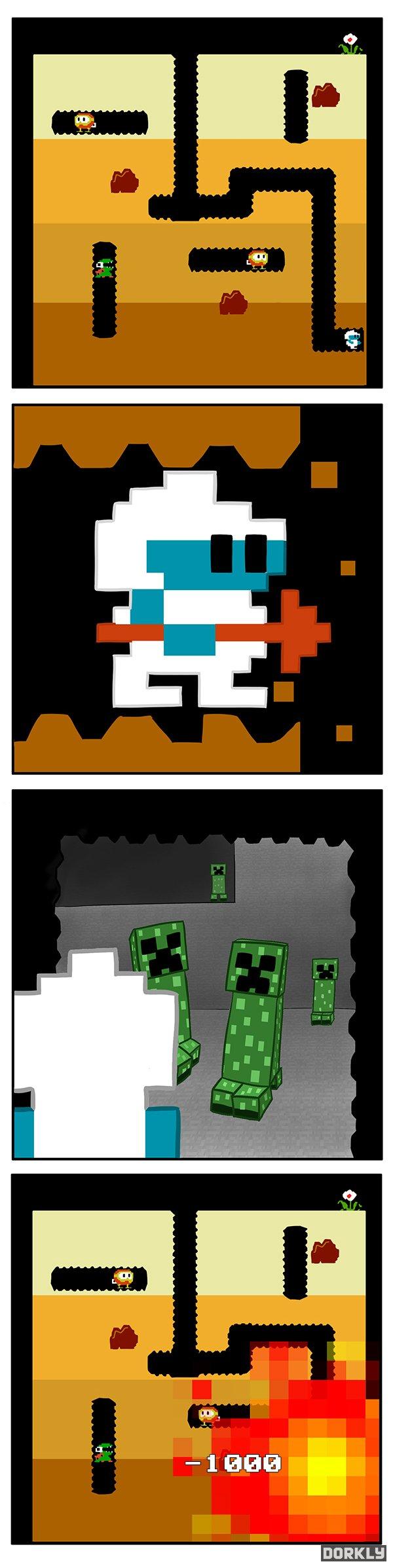 aventura minera