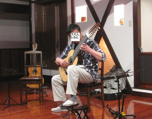 スズムシさんの10弦ギター演奏 2011年10月22日 by Poran111