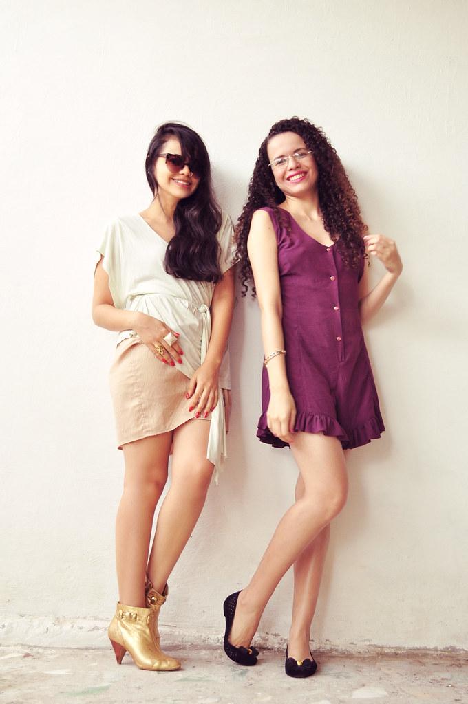 Clara e Bruna