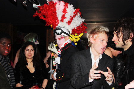 Halloween-Style FW Party London