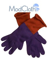 Grape Modcloth gloves