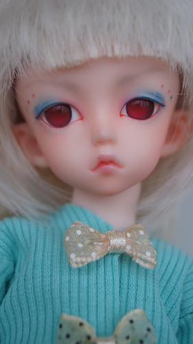 Soom Lami makeup