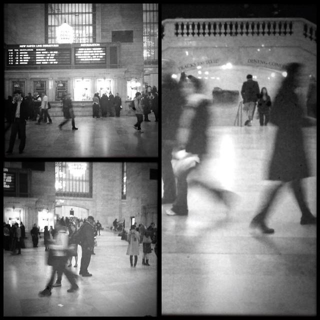 grand central blur
