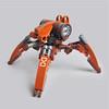 Hayaku V7 - Recon Runner (Fredoichi) Tags: robot lego space military walker micro mecha mech multiped microscale fredoichi