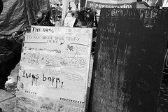 write in this space (philliefan99) Tags: blackandwhite bw washingtondc districtofcolumbia downtown protest demonstration 99 dcist mcphersonsquare firstamendment messageboard kstreetnw occupywallstreet wearethe99 occupydc
