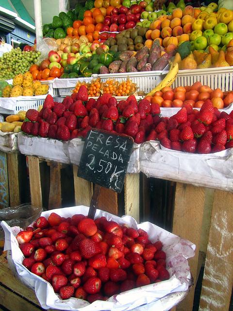 Al mercado de Surquillo