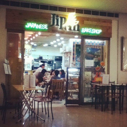 jipan, japanese bakeshop at sm megamall