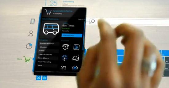 "Imagen del vídeo ""Blackberry Future Visions 2"""