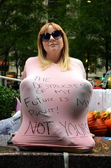 Pro-Choice (Rachel Citron) Tags: nyc newyorkcity ginger democracy protest redhead abortion nytimes gothamist coverage democrats liberal youngwoman curbed prolife republicans plannedparenthood prochoice roevwade womenslib socialchange arrests morningafterpill beautifuldecay timeoutnewyork zuccottipark youthinrevolt thelocaleastvillage occupywallstreet occupywallst