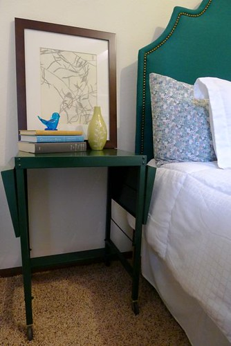 Nightstand from Left
