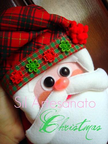 Ho! Ho! Ho! by Sil Artesanato