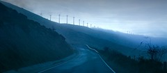 Air (Julio López Saguar) Tags: road españa landscape spain carretera wind empty air paisaje viento panoramic generator aire vacio ávila panorámica generador turbinas lasnavasdelmarqués juliolópezsaguar